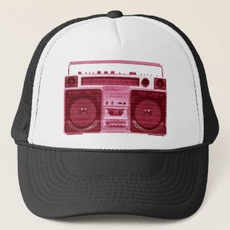 retro radio hat