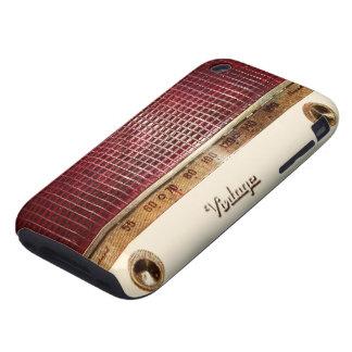 Retro radio iPhone 3 tough cases