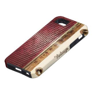 Retro radio iPhone 5 cases