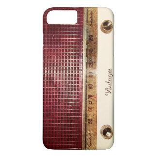 Retro radio iPhone 8 plus/7 plus case