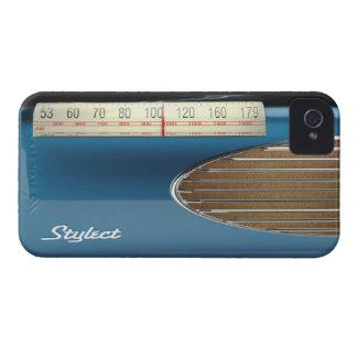 Retro Radio Stylect Mid Century Music iPhone 4 Covers