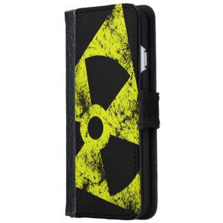 Retro Radioactive iPhone 6 Wallet Case