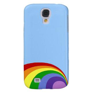 Retro Rainbow Galaxy S4 Case