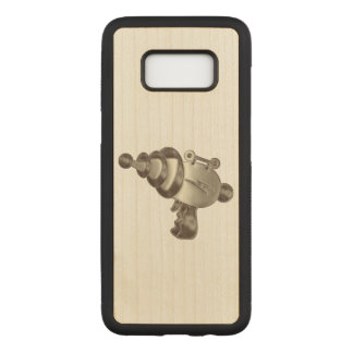 Retro Ray Gun Carved Samsung Galaxy S8 Case