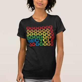 Retro Recycle shirt