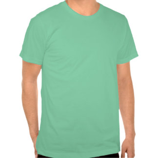 Retro Robot in Blue T-shirt