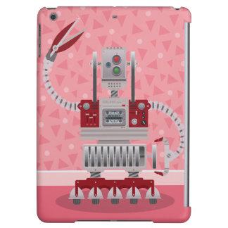 Retro Robot Pink
