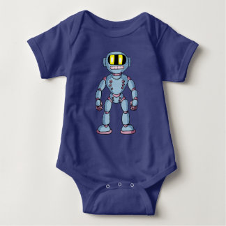 Retro Robot shirt