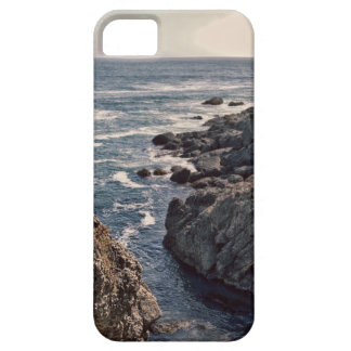 Retro Rocky California Coast Image Barely There iPhone 5 Case