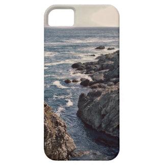 Retro Rocky California Coast Image Barely There iPhone 5 Case