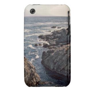 Retro Rocky California Coast Image Case-Mate iPhone 3 Case