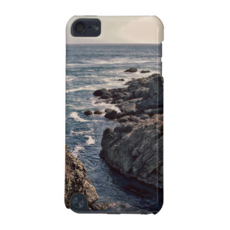 Retro Rocky California Coast Image iPod Touch 5G Cases