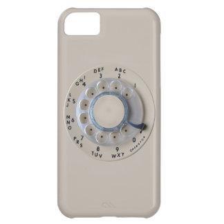 Retro Rotary Phone Dial iPhone 5C Case