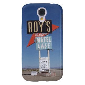 Retro Route 66 Motel Galaxy S4 Case