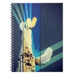 Retro Saguaro Note Book