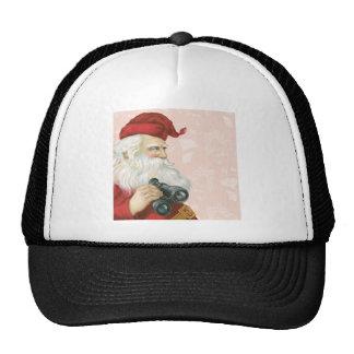 Retro Santa Claus Cap