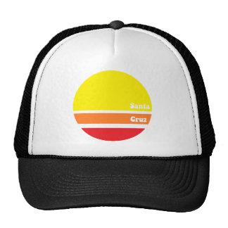 Retro Santa Cruz Trucker Hat