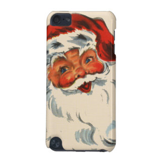 Retro Santa With Stars iPod Touch 5G Cover
