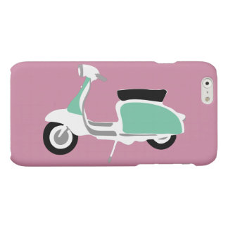 Retro Scooter iPhone 6/6s Case by Rupert & Poppy