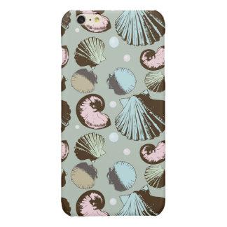 Retro Seashell Pattern iPhone 6 Plus Case