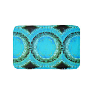 Retro Seaweed Bath Mat