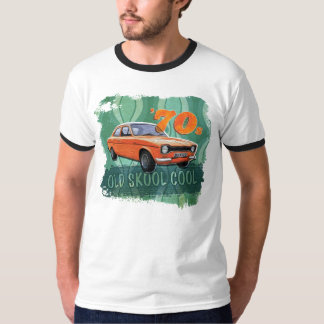 Retro Seventies Iconic Car Men's T-Shirt