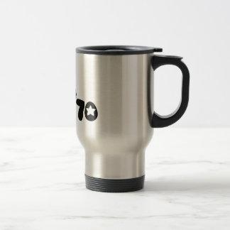 Retro Seventies Man Coffee Mug