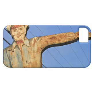 Retro sign iPhone 5 covers
