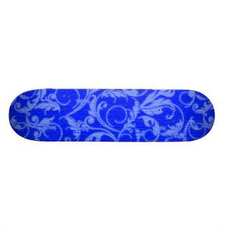 Retro Sissy Vintage Swirls Girly Skateboard