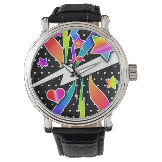 Retro Sixties Pop Star, Black Watch