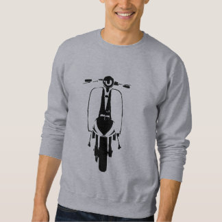 Retro Sixties scooter Sweatshirt