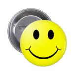 Retro Smiley Pin