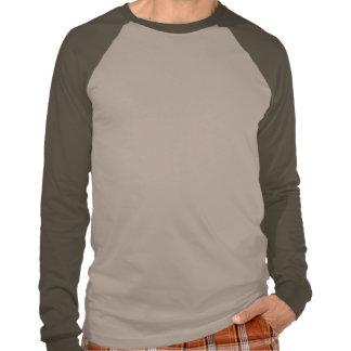 RETRO SPACE AGE Long Sleeve Raglan Tee Shirt