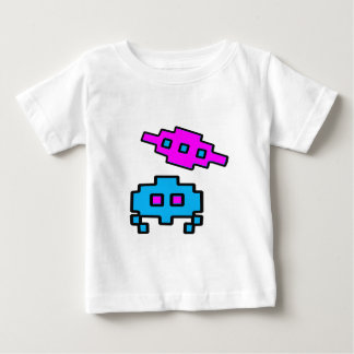 RETRO SPACE CHARACTERS T-SHIRT
