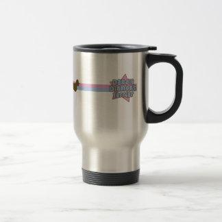 Retro Star Dandie Dinmont Terrier Coffee Mugs