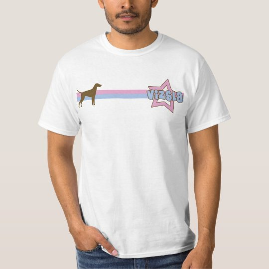 Retro Star Vizsla T-Shirt