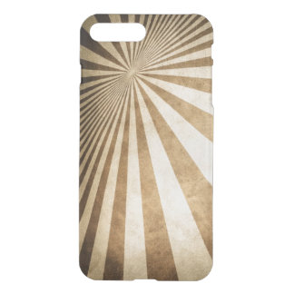 Retro stripe pattern background iPhone 8 plus/7 plus case