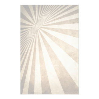 Retro stripe pattern background stationery