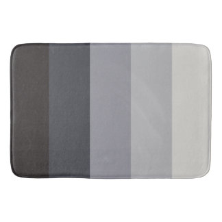 Retro Stripes Bath Mat