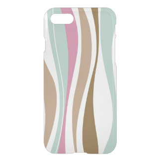 Retro Stripes iPhone 8/7 Case