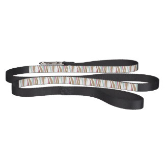 Retro Stripes Pet Lead