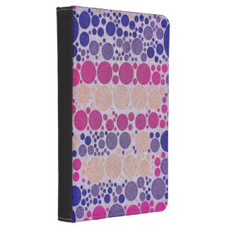 Retro Style Abstract Art Kindle Touch Case
