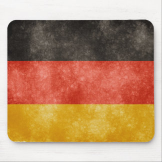 Retro style Germany Flag Mosue pad Mouse Mat