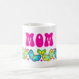 Retro Style Hippie Mom Mugs