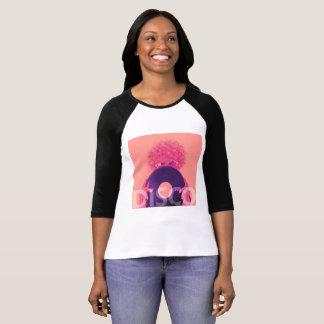 Retro styling disco T-Shirt