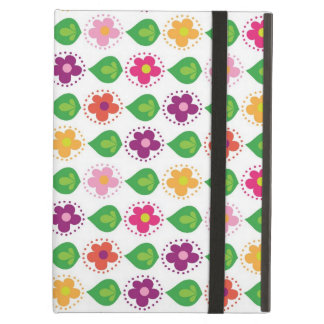 retro summer feeling pink iPad air case