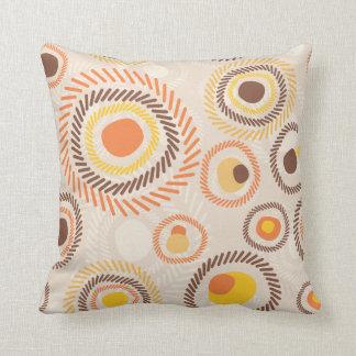 Retro Sun Cushion