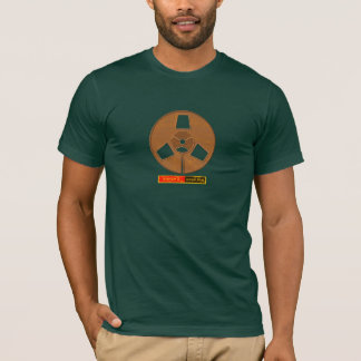Retro Super 8 Movie Film T-Shirt