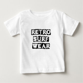 Retro Surf Wear Baby T-Shirt