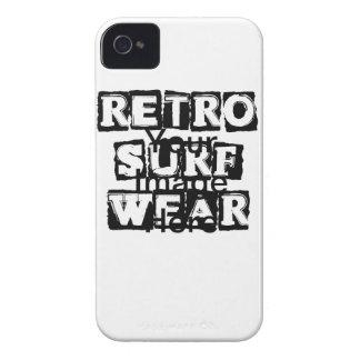 Retro Surf Wear iPhone 4 Case-Mate Case